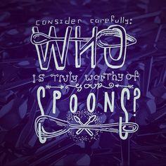 #chronicillness #chronicpain #invisibleillness #spoonie