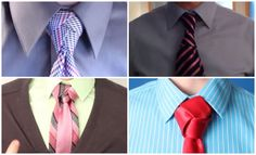 One of the easily forgotten categories of class that men should know is the tie knot.  More specifically, the understanding of when and where to use different knot types has become irrelevant to a lot of men.  The importance of a properly tied knot can make all the difference in so many different scenarios.     …