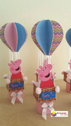 Peppa Pig Birthday Decorations, Peppa Pig Birthday Invitations, Hermione Birthday, Pegga Pig, Peppa E George, Aniversario Peppa Pig, Cumple Peppa Pig, Color Plus, Pig Party