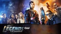 "Mira el Nuevo tráiler de ""Legends of Tomorrow"" de DC y The CW 