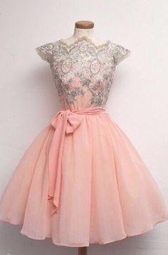 Платья в стиле 60-х... Какая красота!