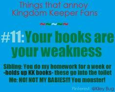 TTAKKF #11 - By @Kiley Bug ~~~ 8 DAYS UNTIL KINGDOM KEEPERS VI:  DARK PASSAGE!!!!! :D
