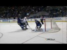 Matt Greene SH goal. LA Kings vs St. Louis Blues game 1 4/28/12 NHL Hockey