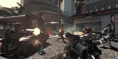 Call of Duty 2014 image gives glimpse at nextgen - This year's Call of Duty game is being developed by Sledgehammer Games, the first release ever since Activision committed to giving three years of development time for each annual