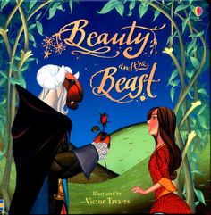 Beauty and the Beast (usborne) • English Wooks