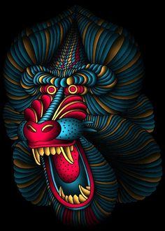 Artist: Patrick Seymour Patrick Seymour, Zen Pictures, African Art Paintings, Art Optical, Different Kinds Of Art, Music Drawings, Photo Images, Ukrainian Art, Animal Wallpaper