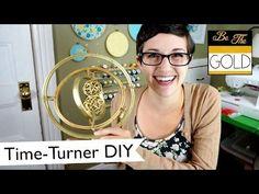 Giant Harry Potter Time-Turner Decoration | Lauren Fairweather