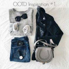 Mystery Girl: OOTD Inspiration   #1