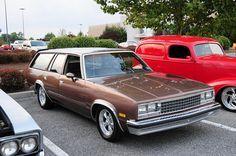 Chevrolet Caprice 5.0 Wagon (1982)