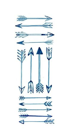 Love the blue for a tat idea! For my kids, Psalm 127: