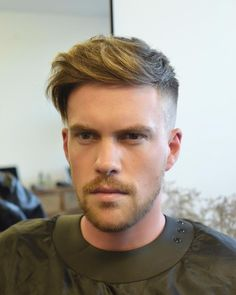 Awesome 45 Funky Men's Undercut Hairstyles and Haircuts https://inspinre.com/2018/02/27/45-funky-mens-undercut-hairstyles-haircuts/