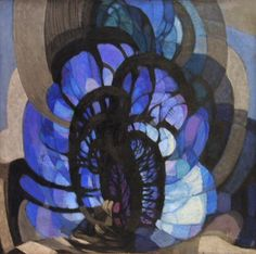 Lines Areas Depth III František Kupka Oil on canvas. Centre for Modern and Contemporary Art Veletrzni Palace Prague. Frantisek Kupka, Modern Art, Contemporary Art, Picasso Paintings, Deep Paintings, Digital Museum, Art Abstrait, Henri Matisse, Artist Art