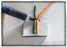 cut veggie How to make miniature sushi with oven baked clay sculpy Fimo by Attar Benmelech