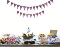 In cucina mi rilasso: Torta e buffet di compleanno: Jake e i pirati dell'isola che non c'è!