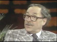 Tennessee Williams interviewed by Bill Boggs. Includes discussion of poet Hart Crane #RedneckTED