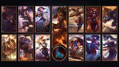 [League of Legends] Demacia Wallpaper by TheLadyClockWork on DeviantArt