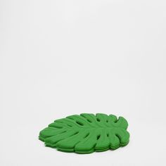 Image 1 of the product Palm leaf coasters (set of 4)