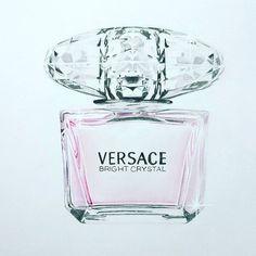 Repost perfume drawing!