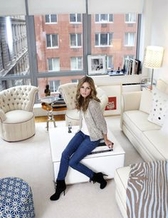 FABULISH: OLIVIA PALERMOS APARTMENT
