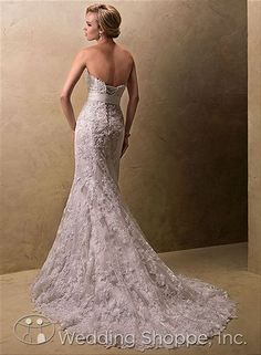 Maggie Sottero Bridal Gown Judith / 14543