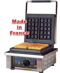 Commercial Waffle Machine - Roller Grill GES10 Waffle Machine-www.hoskit.com.au- Kitchen & Catering Equipment