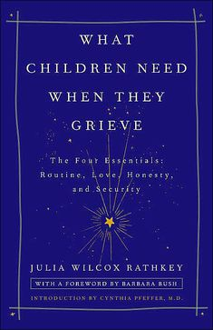 Great book to help children with grief!