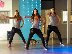 Juicy Wiggle - Redfoo - Fitness Dance Choreography - Woerden - Harmelen ...