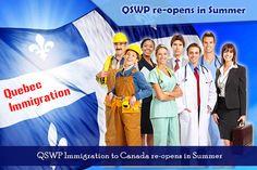 Quebec Skilled Worker Program reopens this summer