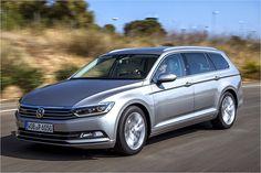 cobrarallys: VW Passat variante da oitava geração no ensaio (Fi...