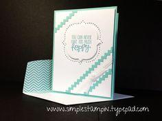 July 21, 2013 simplestampin Yippee-Skippee... Tasteful Trim Bigz XL die, festive Paper-piercing pack