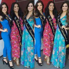 Daniela Cepeda Miss Ecuador 2017; María José Villacís Miss Grand International Ecuador 2017; y Jocelyn Mieles Miss International Ecuador 2017 también están invitadas a Machala.