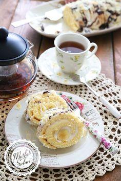Muzlu Rulo Pasta Tarifi | Mutfak Sırları