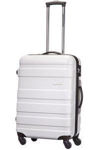 This practical & pleasing styled American Tourister Pasadena Spinner Medium Suitcase has been designed to maximize its packing volume. Price: £115.00 Buy today at http://www.luggage-uk.co.uk/american-tourister-pasadena-spinner-medium-white/p1233