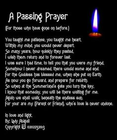 A Passing Prayer Magick Spells, Witchcraft, Wiccan Crafts, Witch Spell, Spiritual Path, Positive And Negative, Ancient Symbols, Mind Body Soul, Daily Affirmations