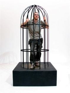 Giant Dancer's Cage