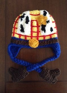 Free Crochet Patterns For Disney Hats : 1000+ images about Character Hats on Pinterest Crochet ...