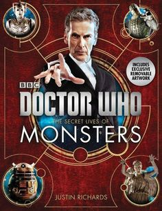 Terri's Thoughts Do you have a Doctor Who fan? If you do then don't miss giving this Doctor Who collection The Secret Lives of Monsters book for the holidays. This fully illustrated color book is a compilation of the many monsters and aliens that have been shown in the BBC episodes. The information contained in...