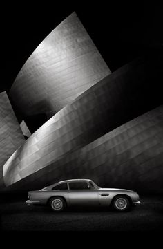 ♂ grey classical car masculine & elegance #ecogentleman #automotive #transportation #wheels