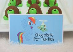 Sweeten Your Day Events: Rainbow Dash Pony Party