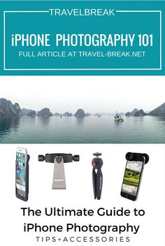 iPhone Photography Tips for iPhone 6 Camera - Photography FAQs and links to recommended products- Travel Blog