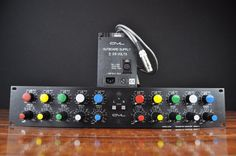 George Massenburg Labs 8200 Equalizer.