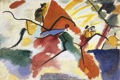 Wassily Kandinsky. Impression V (Park)