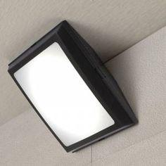 Aplique cuadrado LED Fumagalli Giuseppe Exterior/Interior