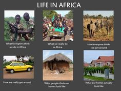 Life in Africa