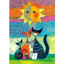Afbeeldingsresultaat voor les chats de rosina wachtmeister