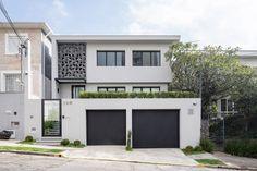 Modern Fence Design, Modern Small House Design, Smart Home Design, Bungalow House Design, House Front Design, Design Your Dream House, Dream House Exterior, Dream House Plans, Future House