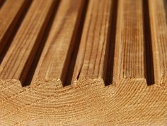 Thermowood does not need to be treated with preservatives. Thermowood's superior resistance to water and to attack from fungi means that it . Decks, Wood Facade, Fungi, Crafts, Pine, Exterior, Metal, Glass, Water