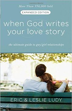 I heard about this from a friend and it looks like a very beneficial read. When God Writes Your Love Story (Expanded Edition): The Ultimate Guide to Guy/Girl Relationships Eric Ludy, Leslie Ludy Leslie Ludy, Life After Marriage, Marriage Advice, Biblical Marriage, Books To Read, My Books, Reading Books, Dating Book, Godly Dating