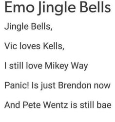 Once an emo, always an emo.
