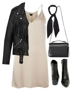 """Untitled #1710"" by elizabethwhitehead ❤ liked on Polyvore featuring Theory, Very Volatile, AllSaints, Yves Saint Laurent, Rockins, women's clothing, women's fashion, women, female and woman"